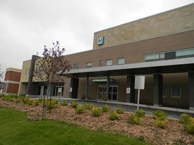 Perth and Smiths Falls District Hospital