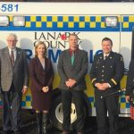 Lanark paramedics get new headquarters