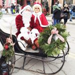 Catch the holiday spirit in Merrickville on Dec. 3