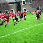 SFDCI girls' rugby team fundraises for California trip