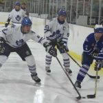 Blue Wings defeat Leafs in alumni matchup in Perth