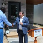 Owners of Habitat for Humanity home is Perth officially welcomed