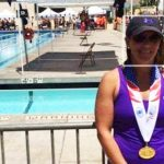 Two local police officers win medals in World Police and Fire Games