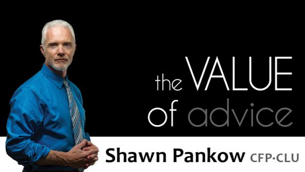 The value of advice by Shawn Pankow.