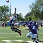 Smiths Falls athletes recruited to elite football training program