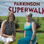 Parkinson SuperWalk spreads awareness, raises funds Sept. 9