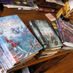 Local Sci-Fi and Fantasy author has been making novels a reality for 20 years