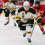 Smiths Falls Bears miss a win against the Nepean Raiders