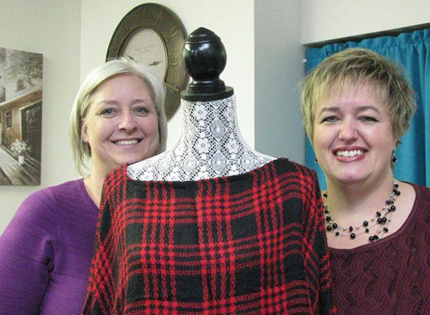Sherri Axford and Kelly Ilan