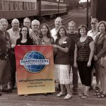Grab attention when you speak, join Toastmasters