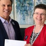 Kemptville District Hospital Auxiliary donates $65,000 to the Hospital in lead-up to National Volunteer Week