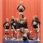 Chimo Elementary School hosted UCDSB cheerleading competition