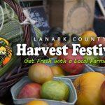 Celebrate Lanark County's bounty at Harvest Festival
