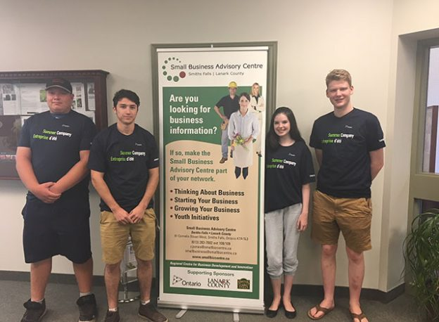 4 local students have been selected for the 2018 Summer Company Program from the Small Business Advisory Centre