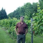 Dr. Warren Hollis Lombardy Vineyard