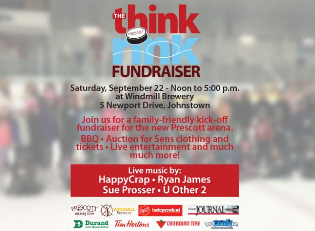 The THINK RINK Fundraiser