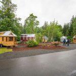 Tiny homes versus large scale development