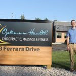 Local chiropractor expands offering at new clinic location