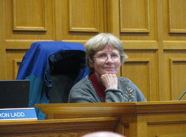Councillor Brown