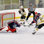 Smiths Falls Bears ring in the new year with a win against the Cornwall Colts