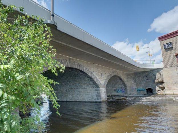Stone Arched Bridge