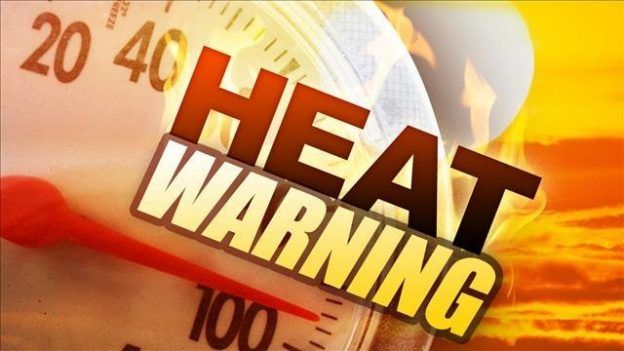 Heat Warning