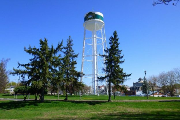 Water Tower-SF