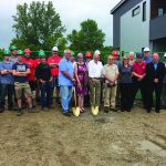 First Habitat for Humanity home in Perth nearing completion