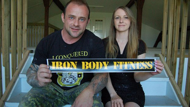 Iron Body Fitness