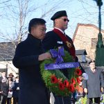 Special guests help commemorate Remembrance Day in Merrickville