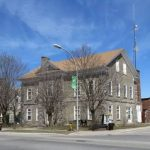 Town hall flags lowered to honour Thomas Allen Foulkes