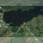 Woman rescued after driving off boat launch in Rideau Lakes Township