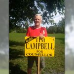 Beckwith councillor candidate – Tim Campbell