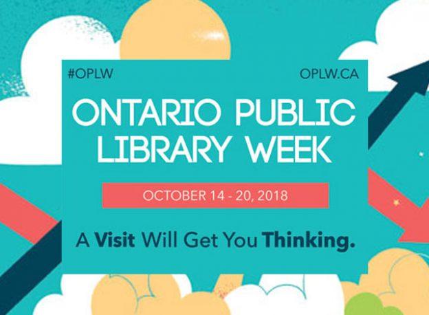 Ontario Public Library Week