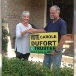 Carole Dufort for English Public School Board (UCDSB) Trustee