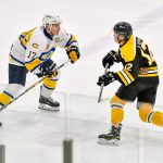 Bears drew short end of the stick on Friday night against Carleton Place Canadians