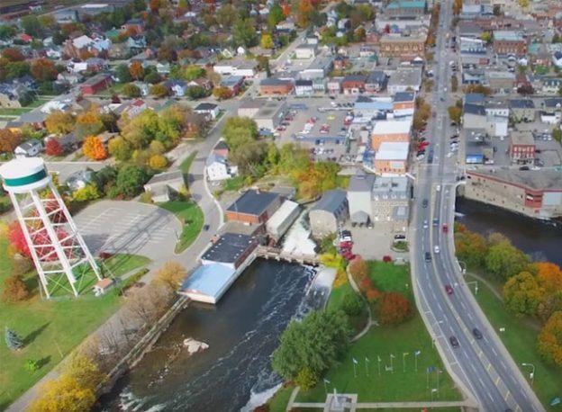 Downtown Smiths Falls
