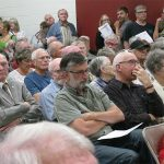 Tay Valley candidates draw crowd to school