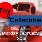 Annual Toy and Collectible Show and Sale returns February 2