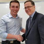 Student senate elects new 2019-2020 student trustee
