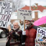 Smiths Falls holds first climate change protest