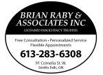 Brian Raby & Associates Inc.