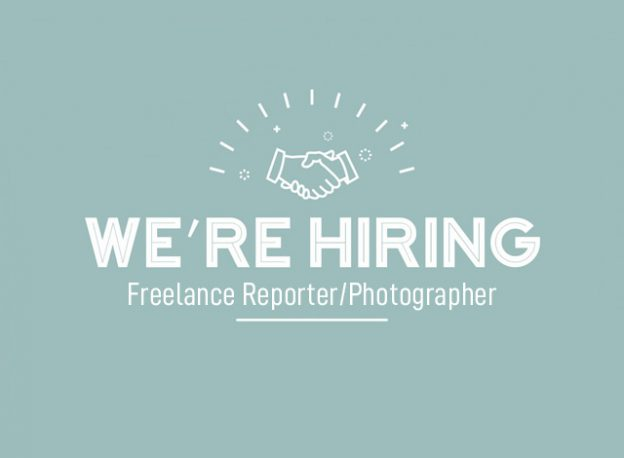 Now Hiring Freelance Reporter-Photographer