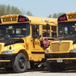School buses are returning soon