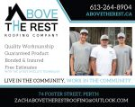 Above the Rest Roofing