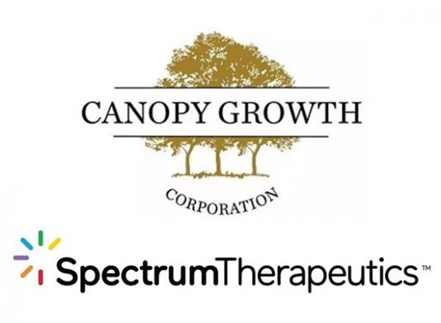 Canopy Growth and Spectrum Therapeutics