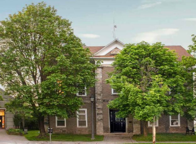 Smiths Falls town hall
