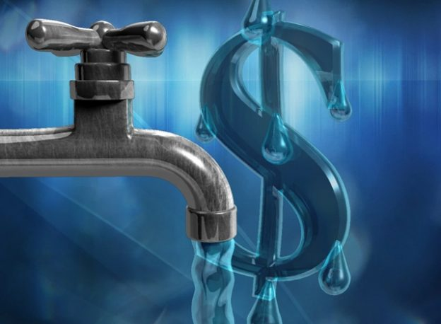 Water rate increase