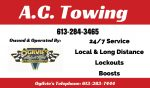 Ogilvies / AC Towing
