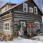 Hard work and determination, the log homes of Rideau Ferry